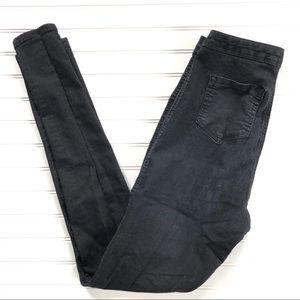 ASOS   Tall high waisted slim mom jeans